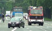 Tài xế các nước trên thế giới làm gì khi gặp xe cứu hỏa