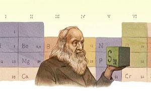 Ai là cha đẻ của bảng tuần hoàn các nguyên tố hóa học?