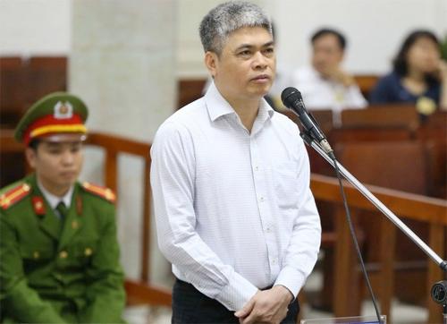 Bị cáo Nguyễn Xuân Sơn. Ảnh: VietnamPlus