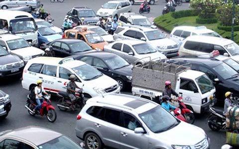 Việt Nam trong thời kỳ quá độ từ xe máy lên ôtô