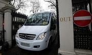Các nhà ngoại giao Nga bị trục xuất rời London về Moscow
