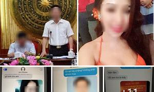 Thanh Hoá điều tra tin đồn phó bí thư Tỉnh uỷ có 'bồ nhí'