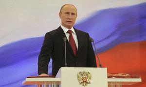 Putin - từ tổng thống tạm quyền đến người bảo vệ nước Nga