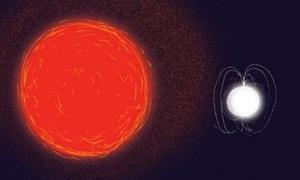 Sao đỏ khổng lồ hồi sinh 'sao zombie' khiến nhà nghiên cứu bối rối