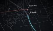 4 tai nạn trong 45 phút trên cao tốc Pháp Vân