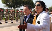 Cuộc chiến Sarkozy phát động ở Libya và kho vàng 143 tấn của Gaddafi