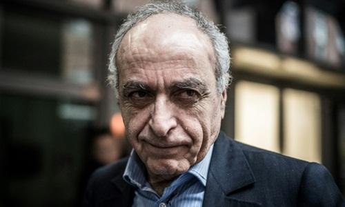 Ông trùm buôn bán vũ khí Ziad Takieddine. Ảnh: AFP.