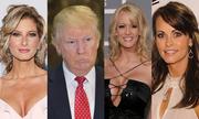 Ba vụ kiện liên quan đến tình ái bủa vây Trump