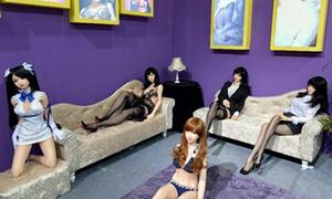 Nhà thổ búp bê tình dục ở Pháp gây tranh cãi