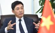 Đại sứ Hàn Quốc: Việt - Hàn đang thành 'họ hàng, anh em'