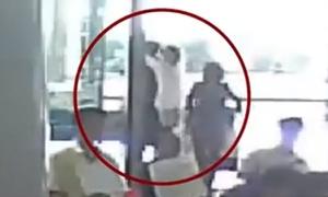 Hé lộ video Đoàn Thị Hương diễn tập tại sân bay Nội Bài