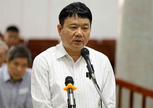 Ông Đinh La Thăng: Tôi chưa bị mất trí
