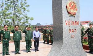 Việt - Trung sắp giao lưu quốc phòng biên giới lần 5