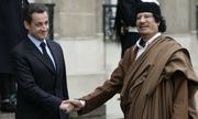 Động cơ thúc đẩy Gaddafi kết thân với Sarkozy