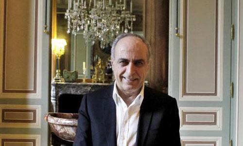 Takieddine là người đã cố vấn cho Sarkozy đến thăm Libya năm 2007. Ảnh