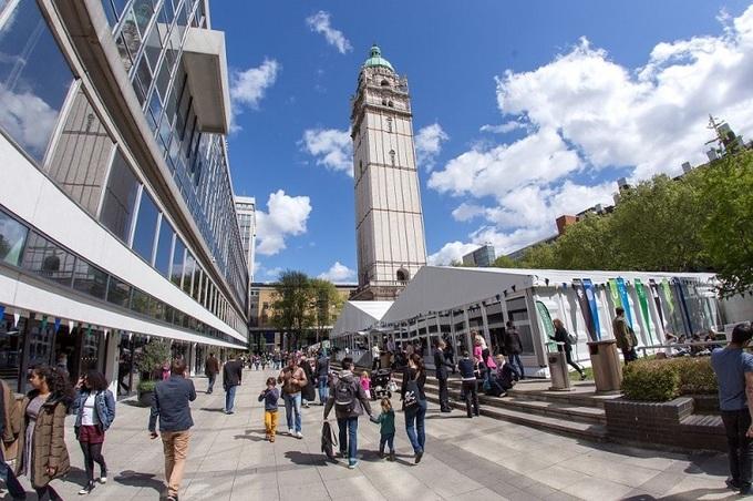 Top 10 đại học mang nhiều yếu tố quốc tế