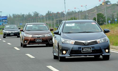 Toyota Việt Nam sửa lỗi túi khí có thể không bung