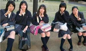 Tại sao ảnh nữ sinh Nhật này khiến người xem bất ngờ?
