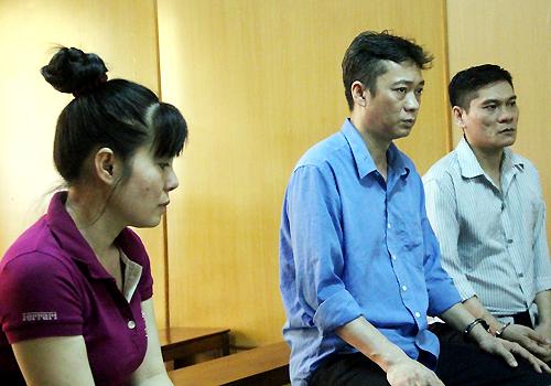Sang được tuyên mức án bằng thời gian tạm giam. Ảnh: Hải Duyên.