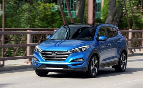 Hyundai Tucson thêm phiên bản Sport động cơ 2,4 lít