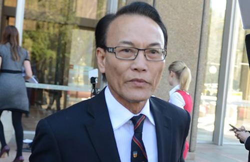 Luật sư Ho Le Dinh. Ảnh: Wsfm