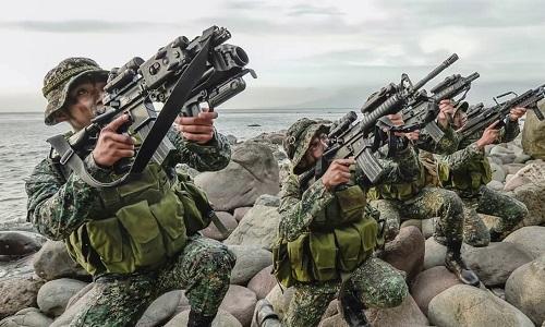 Philippines dự kiến xây căn cứ quân sự ở đảo gần Đài Loan
