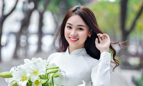 10 học sinh thanh lịch trường THPT Nguyễn Bỉnh Khiêm