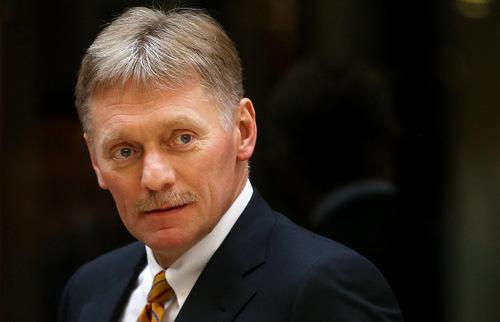 Người phát ngôn Điện Kremlin Dmitry Peskov. Ảnh: Tass.