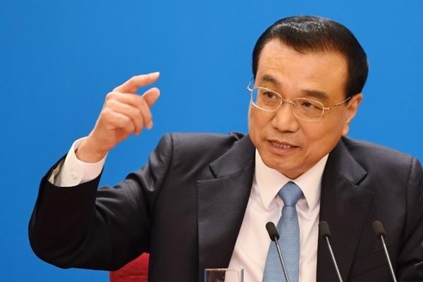 Thủ tướng Trung Quốc Lý Khắc Cường. Ảnh: AFP.