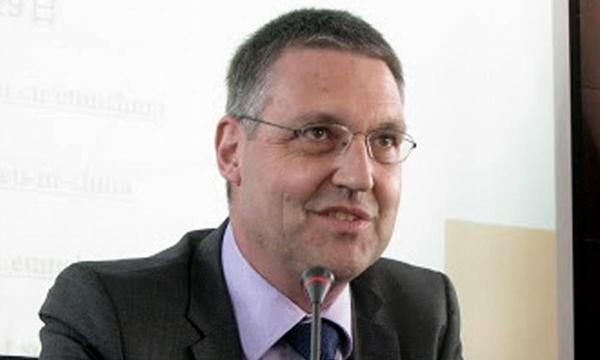 Ông Markus Ederer. Ảnh: DW.