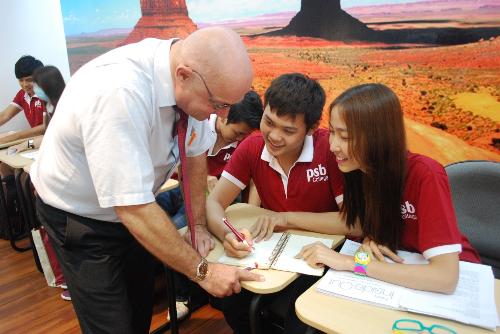 Quản trị kinh doanh nhận bằng do Học viện PSB Singapore cấp - 1