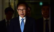 Hàn Quốc phát lệnh bắt cựu tổng thống Lee Myung-bak