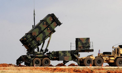 Mỹ chào bán tên lửa Patriot để ngăn Thổ Nhĩ Kỳ mua S-400 Nga