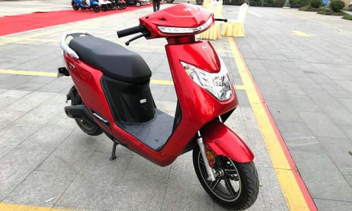 Honda H1 - xe máy điện giá 40 triệu sắp về Việt Nam