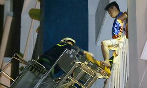 Nghi vấn trong vụ cháy chung cư Carina Plaza khiến 13 người chết