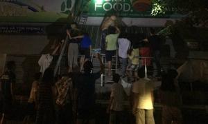 Hàng trăm người kêu cứu khi cháy chung cư 20 tầng ở Sài Gòn