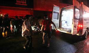 Nhiều thi thể được tìm thấy tại các tầng thấp trong vụ cháy ở Sài Gòn