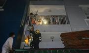 Tôi không tháo chạy mà đóng kín cửa ngăn khói trong vụ cháy chung cư 20 tầng