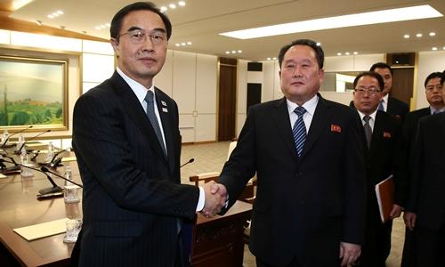 Hàn Quốc, Triều Tiên sắp gặp cấp cao bàn về họp thượng đỉnh
