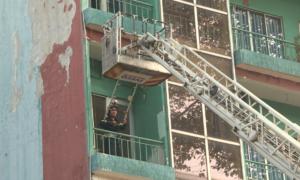 19 người được giải cứu trong khách sạn ở Sài Gòn