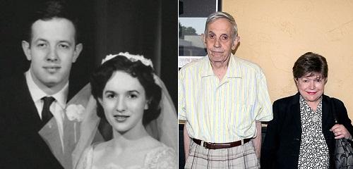 Câu chuyện vềvợ chồng John Nash là chất liệu của bộ phim đoạt giải Oscar. Ảnh: Pinterest