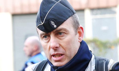 Trung tá Arnaud Beltrame. Ảnh: Telegraph.