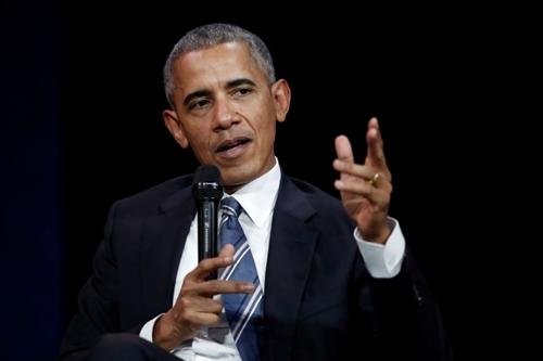 Tổng thống Mỹ Barack Obama. Ảnh: AFP.