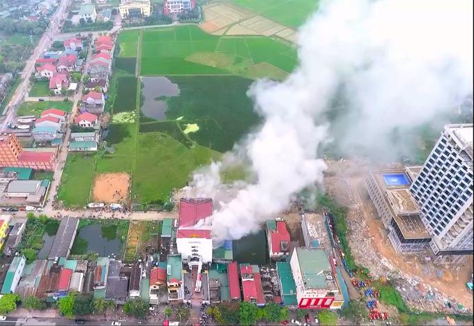 6 tiếng đục tường, dập lửa tại quán karaoke bậc nhất Hà Tĩnh