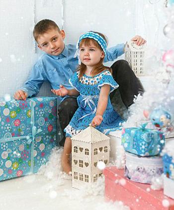 Sergei Moskalenko và em gái. Ảnh: Siberian Times