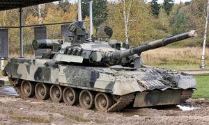 Nga hồi sinh xe tăng dùng động cơ phản lực 'uống xăng như nước'