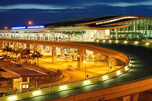 Phương án mở rộng sân bay về phía Bắc do Tư vấn Pháp đề xuất.