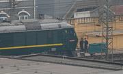 Tàu được cho là chở phái đoàn Triều Tiên rời Bắc Kinh