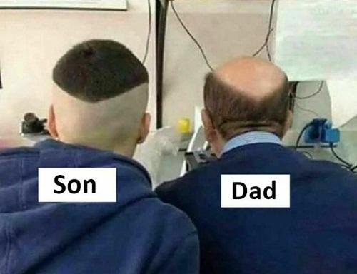 Khoảng cách thế hệ.