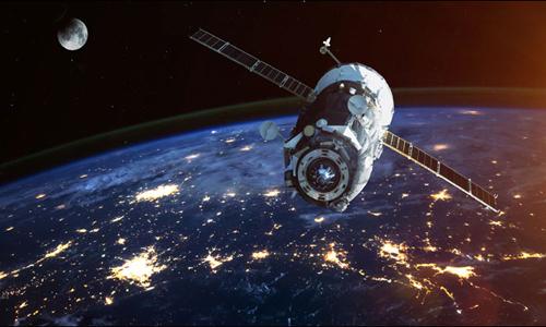 Trạm vũ trụ Thiên Cung 1 sắp lao xuống khí quyển Trái Đất. Ảnh: Zee News.